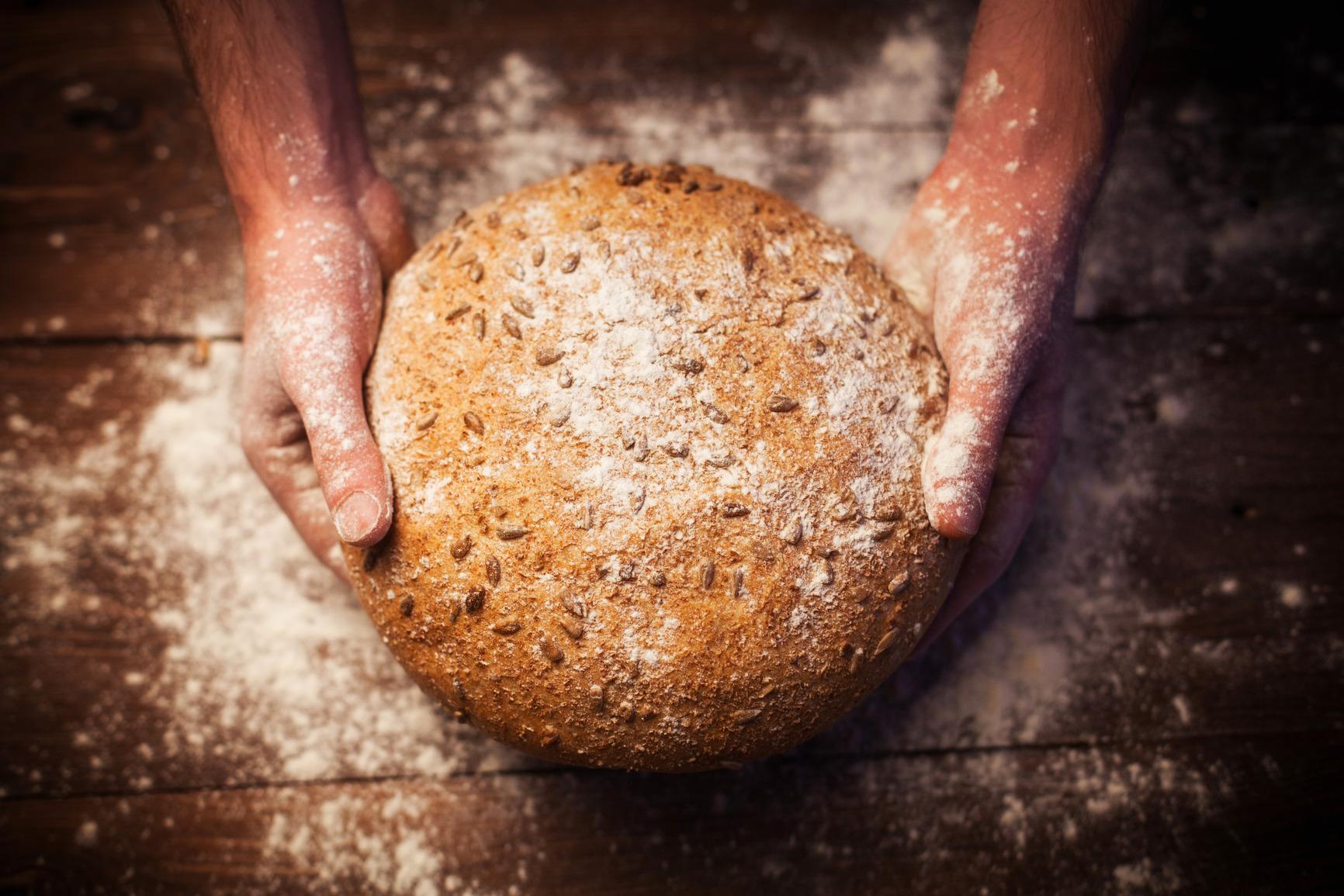 pan artesanal la delgadita