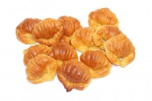 Mini croissants Servicio de reparto de pan y bolleria a domicilio