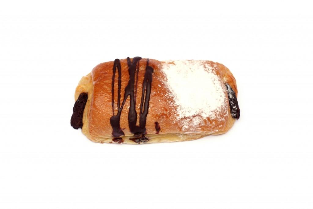 Napolitana de chocolate Servicio de reparto de pan y bolleria a domicilio
