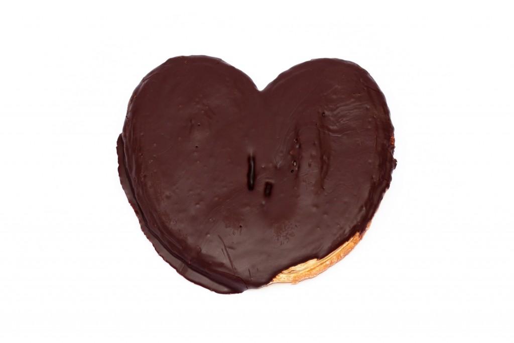 Palmera de chocolate Servicio de reparto de pan y bolleria a domicilio